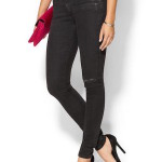 ag black legging jeans