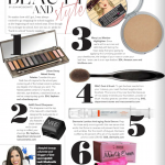 August Magazine Article Beauty Supplies