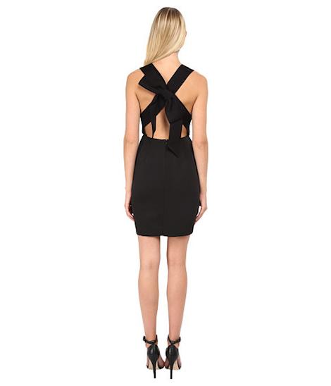 kate spade back bow dress