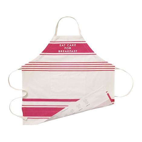 kate spade diner stripe apron