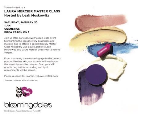 Leah Master Class