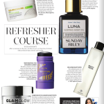 September Beauty Magazine Article
